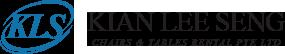 Kian Lee Seng Chairs & Tables Rental Pte Ltd